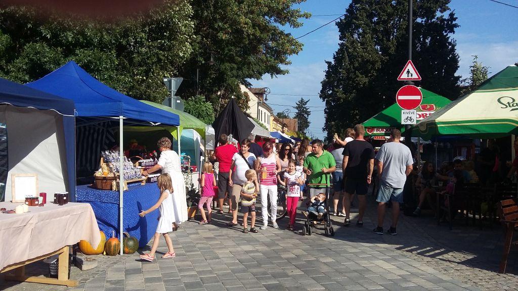 Pruimenfestival in Szarvas
