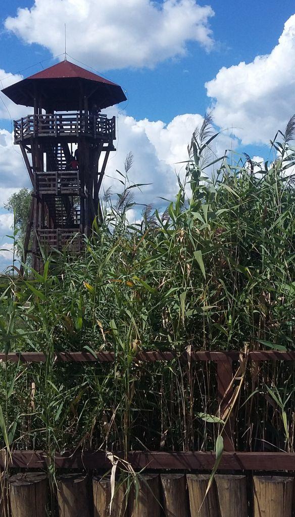 Hortóbágy Halastó uitkijktoren