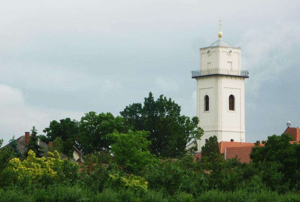 kerk van Tiszaszentimre