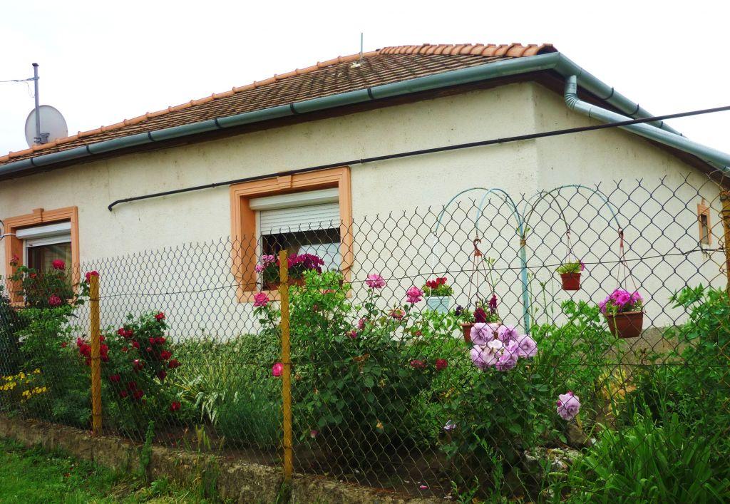typisch hongaars huis en tuin