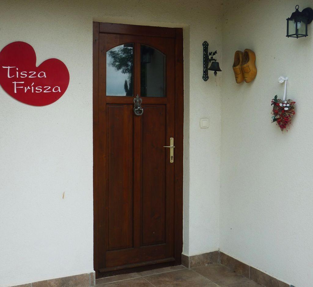 Wees welkom in Tisza Frísza